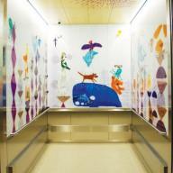 Royal Children's Hospital elevator