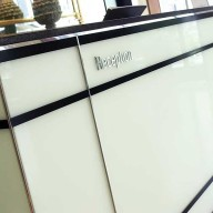 Reception cabinets